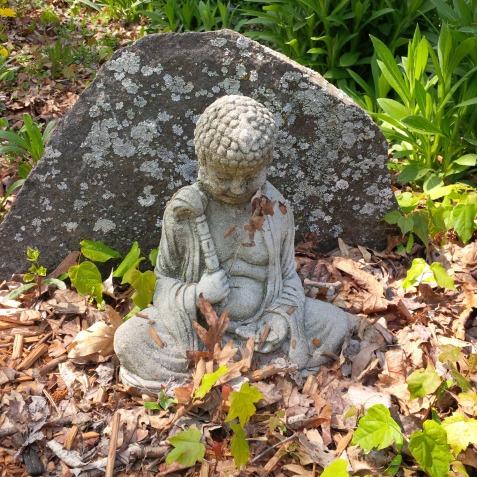 Buddha from Shanti
